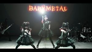 Bebymetal、紅白